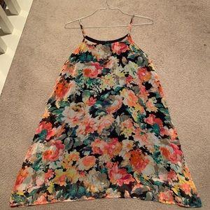 Final Touch Flower Dress